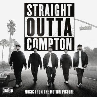 Straight Outta Compton Canciones - Straight Outta Compton Música - Straight Outta Compton Soundtrack - Straight Outta Compton Banda sonora