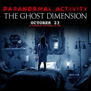 Paranormal Activity 5 Dimensión fantasma Canciones - Paranormal Activity 5 Dimensión fantasma Música - Paranormal Activity 5 Dimensión fantasma Soundtrack - Paranormal Activity 5 Dimensión fantasma Banda sonora
