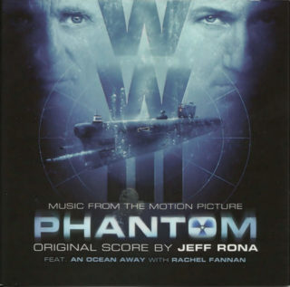 Phantom Song - Phantom Music - Phantom Soundtrack - Phantom Score