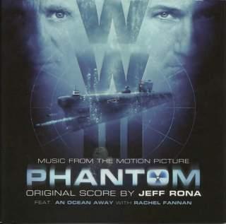 Phantom Song - Phantom Music - Phantom Soundtrack - Phantom Score