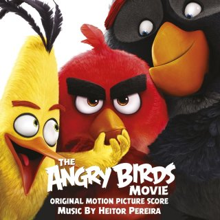 The Angry Birds Film score