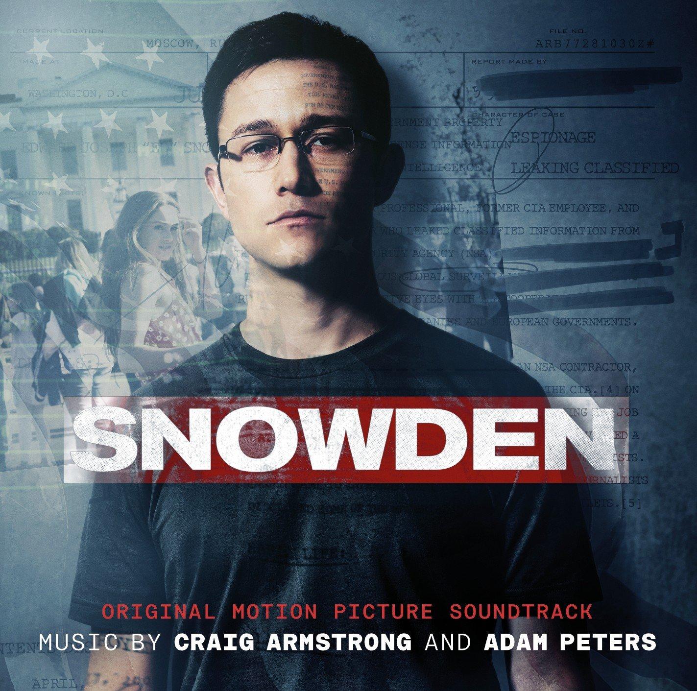 Snowden Movie Soundtrack