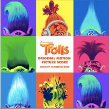 Trolls Film Score