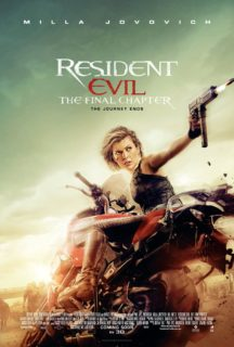 Resident Evil 6 The Final Chapter Song - Resident Evil 6 The Final Chapter Music - Resident Evil 6 The Final Chapter Soundtrack - Resident Evil 6 The Final Chapter Score