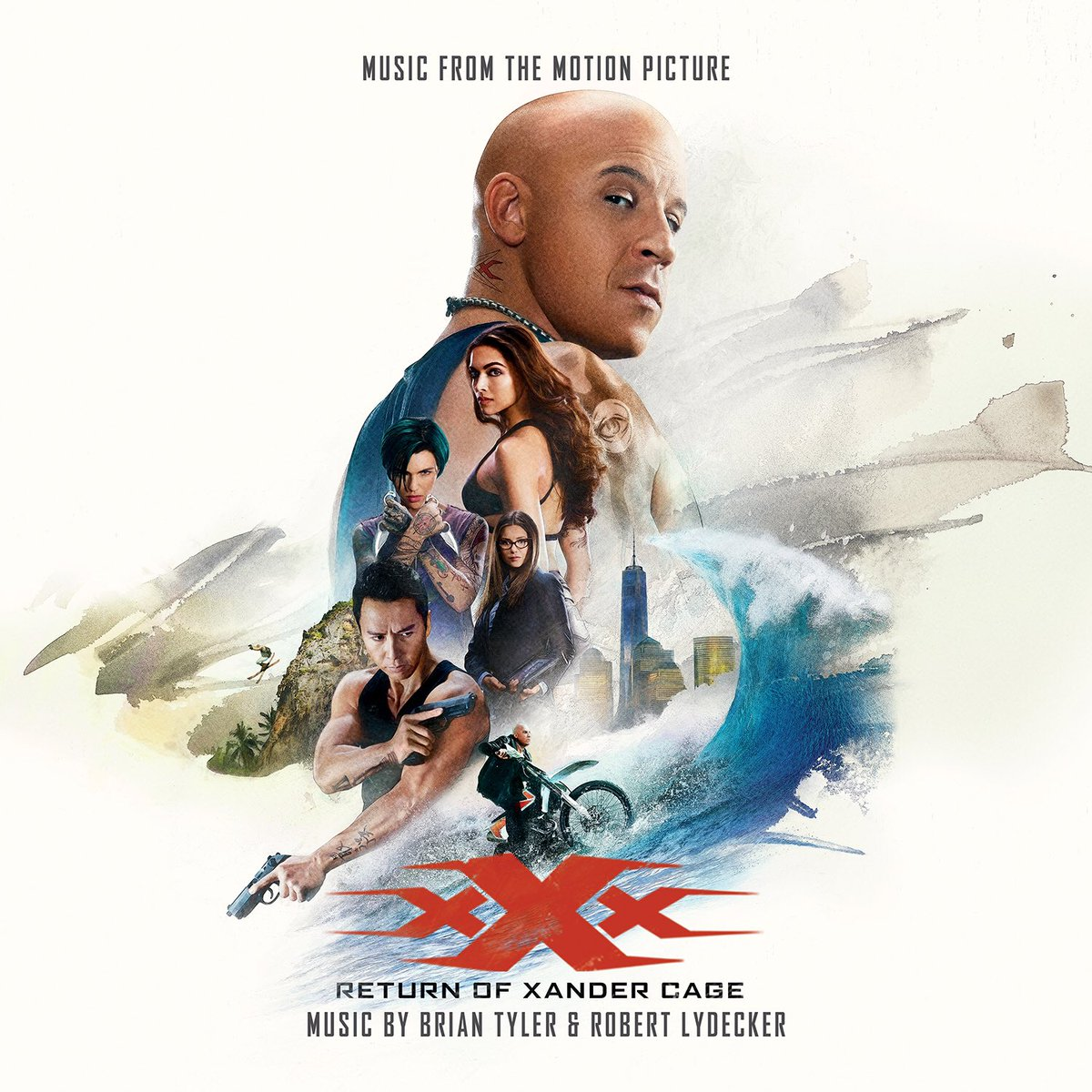 xxx the movie soundtrack