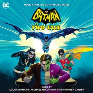 Batman vs. Two-Face Song - Batman vs. Two-Face Music - Batman vs. Two-Face Soundtrack - Batman vs. Two-Face Score
