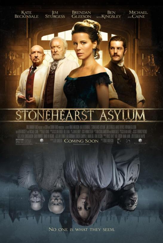 Lakeshore Records: Stonehearst Asylum Soundtrack Coming Soon