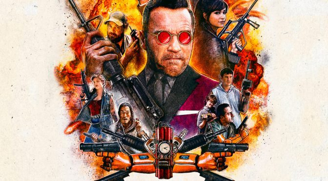 Arnold Schwarzenegger Stays One Step Ahead In 'Killing Gunther' Now On DVD, Listen To The Score By Dino Meneghin