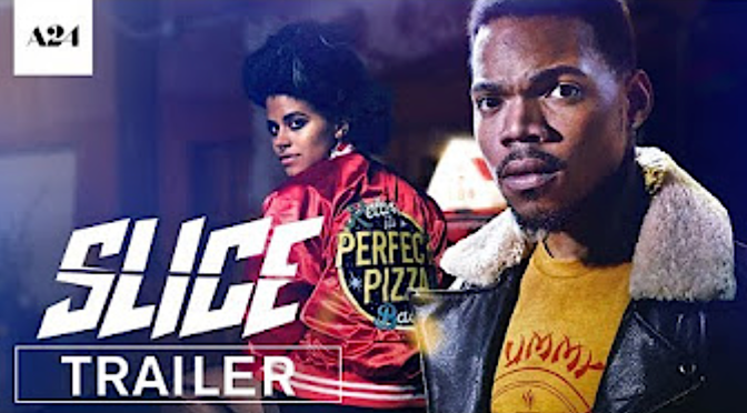 Slice Movie Trailer (A24) Featured Image
