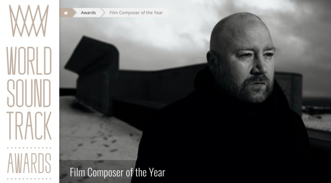 Johann Johannsson Named Composer of the Year : World Soundtrack Awards: