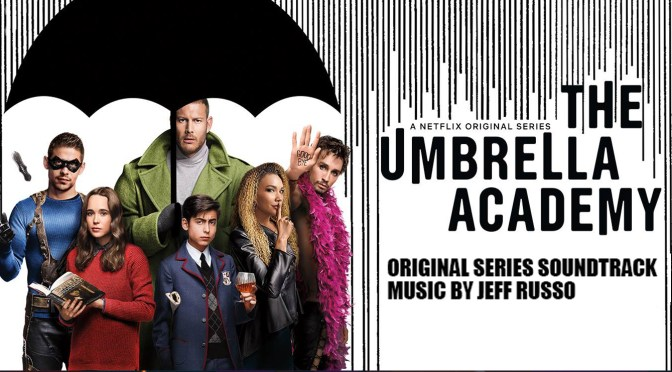 Listen To Jeff Russo's 'The Umbrella Academy' Title Track! | SyFy Wire