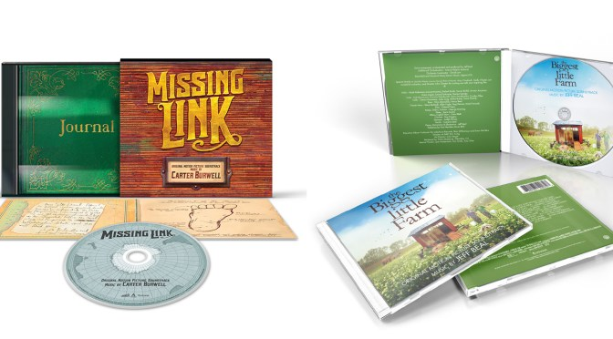 New Soundtracks: 'Missing Link' CD, Deep Murder, Ritual + New Pre-orders