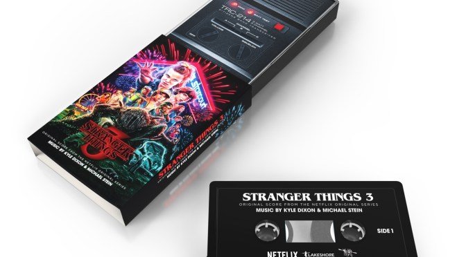 Kyle Dixon & Michael Stein's Stranger Things 3 Album Comes To Cassette | Vehlinggo
