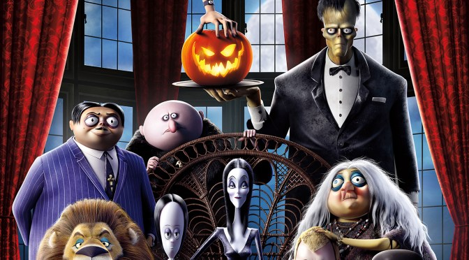 The Addams Family: Mychael Danna & Jeff Danna's Score Debuts Digitally, Creepy and Kooky Animated Film Now Playing!