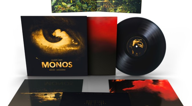 Monos - Original Motion Picture Soundtrack 'Black Vinyl' - Mica Levi | Invada and Lakeshore Records
