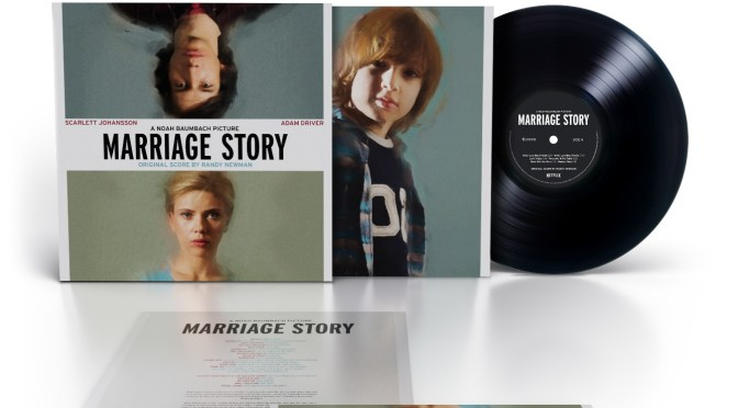 Marriage Story Soundtrack Vinyl - Randy Newman | Lakeshore Records