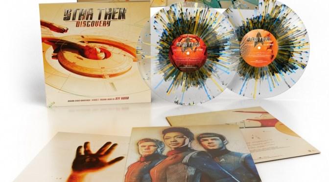 Premiere: Jeff Russo's Star Trek: Discovery Season 2 Score Comes To Vinyl! | TrekCore