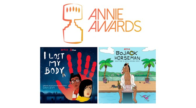 2020 Annie Awards: Congrats To Partners 'I Lost My Body' and 'BoJack Horseman' On Their Wins!