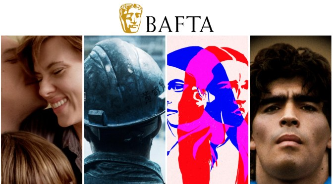 BAFTA Awards 2020: Marriage Story, American Factory, Booksmart, Diego Maradona Receive Nominations!