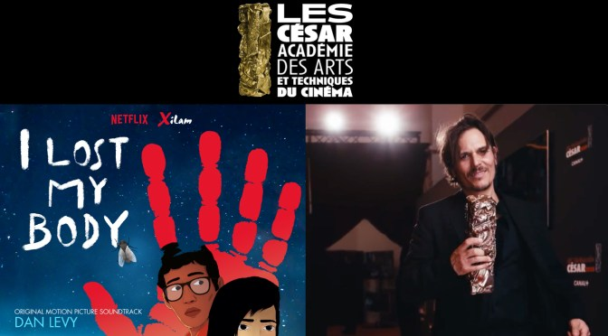 César Awards: 'I Lost My Body' Wins Best Animated Feature and Best Score!
