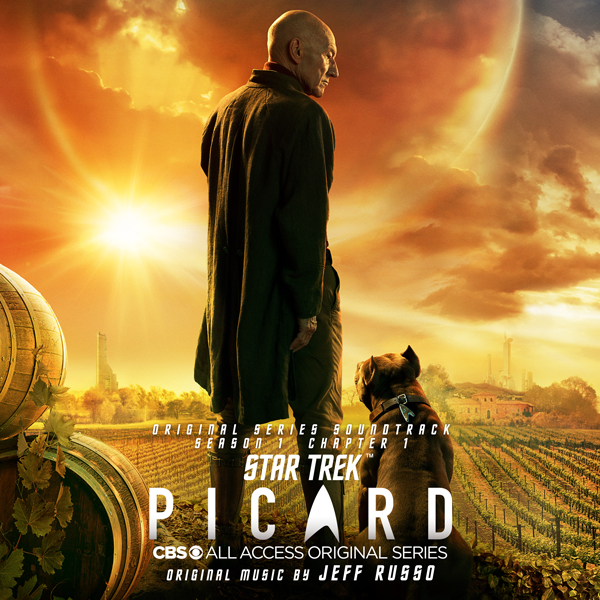 Star Trek: Picard - Season 1, Chapter 1 (Original Series Soundtrack) - Jeff Russo