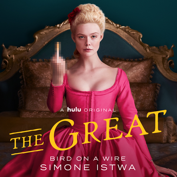 "The Great: ""Bird On A Wire"" by Simone Istwa 