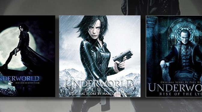 Underworld 1-3 Movies on Netflix | Lakeshore Records