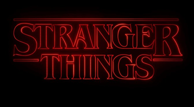 Happy 4th Anniversary Stranger Things!