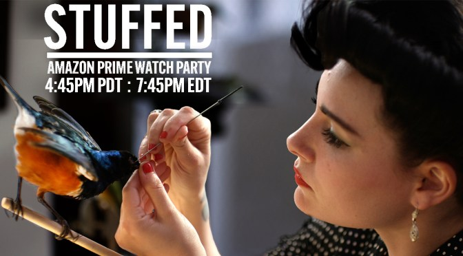 Join The 'Stuffed' Amazon Prime Watch Party & Live Q&A Tonight! Score By Ben Lovett