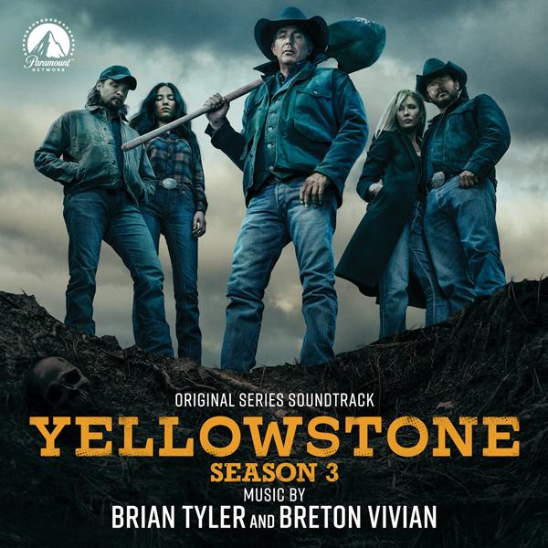 Yellowstone Season 3 soundtrack album art