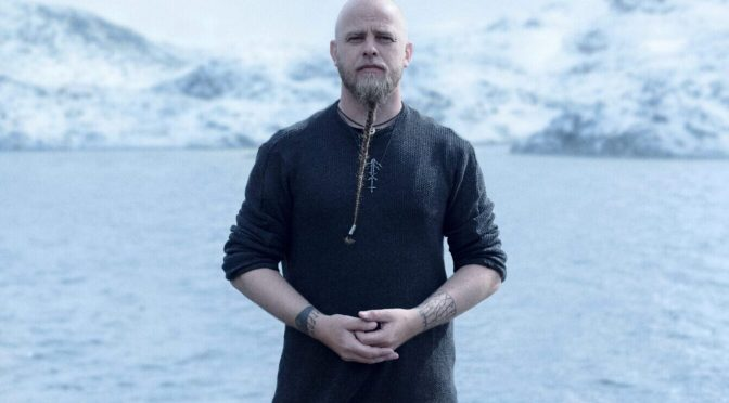 EXCLUSIVE! Watch Einar Selvik's 'Vigahugr – Lust for Battle' Lyric Video With Song Lyrics!
