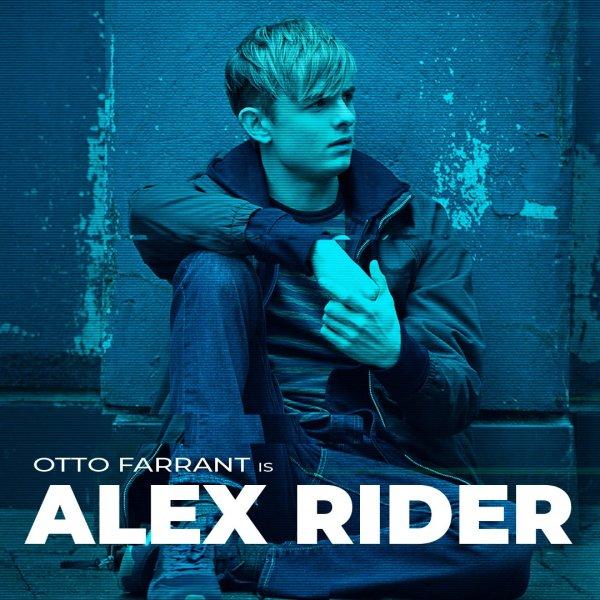 Alex Rider TV Series - Promo