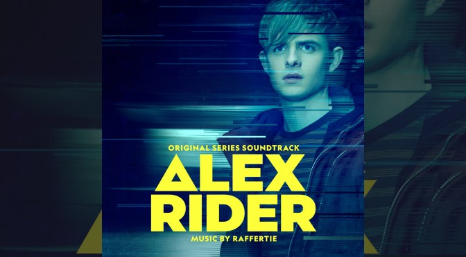 Alex Rider Soundtrack: The Score By Raffertie Is Set To Release on December 11!