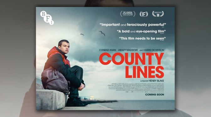 British Drama 'County Lines' Opens In Select Theaters, Score By James Pickering (Pre-order)