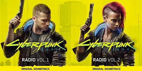 Cyberpunk 2077: Radio Vol 1 & Radio Vol 2 | Lakeshore Records, CD Projekt Red