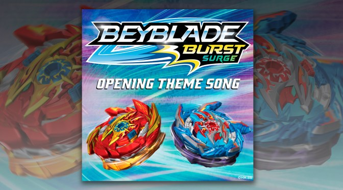 Lakeshore Records Releases Beyblade Burst Surge Opening Theme By Konrad OldMoney Featuring Johnny Gr4ves!