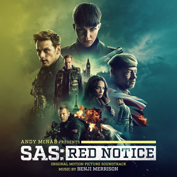 SAS: Red Notice Soundtrack - Benji Merrison | Lakeshore Records