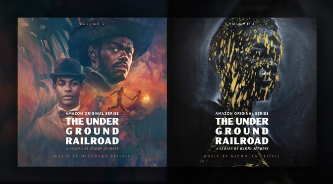 The Underground Railroad: Nicholas Britell Releases Volume 2 & Volume 3 Of His Critically-Acclaimed Score!