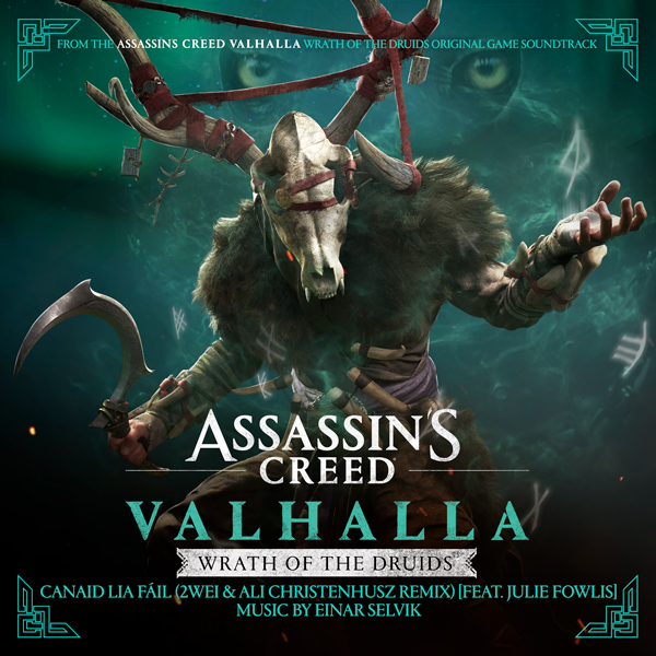 Assassin's Creed Valhalla: Wrath of the Druids: Canaid Lia Fail Single