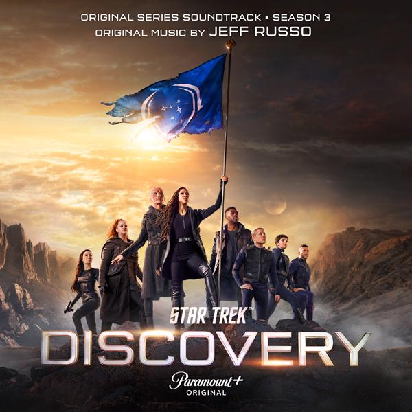 Star Trek: DIscovery Sesaon 3 Soundtrack