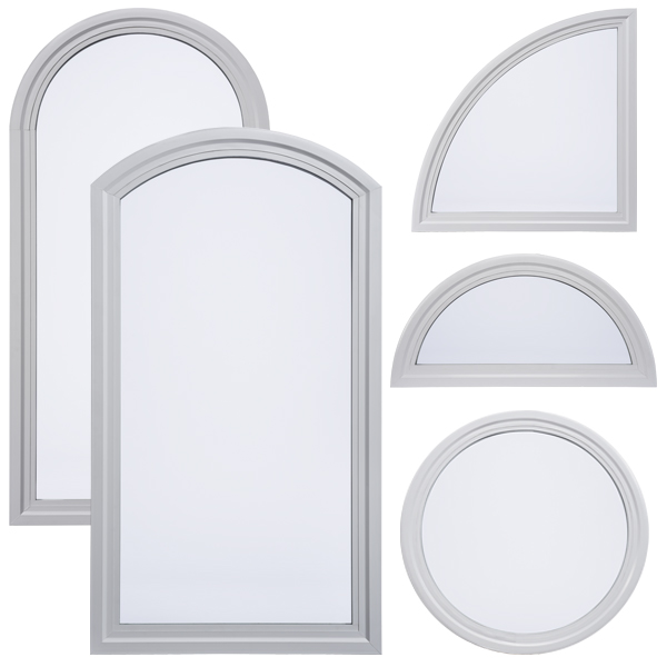Tuscany® Series Radius Window
