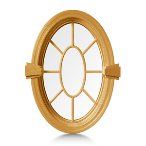 400 Series Circle / Oval Specialty Window