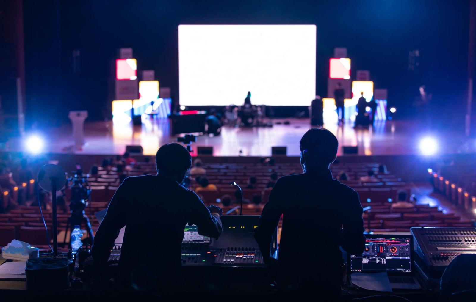 soundwave art for events