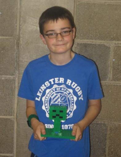 Lego Minecraft Creeper