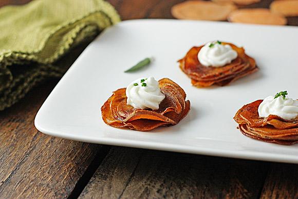 Sweet Potato Smoky Stacks 3