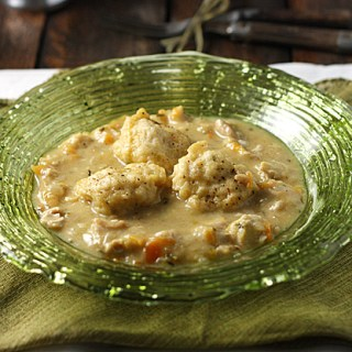 Herbed Chicken & Dumplings 1