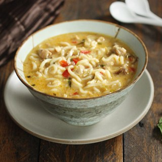 Coconut Curry Chicken Soup 4
