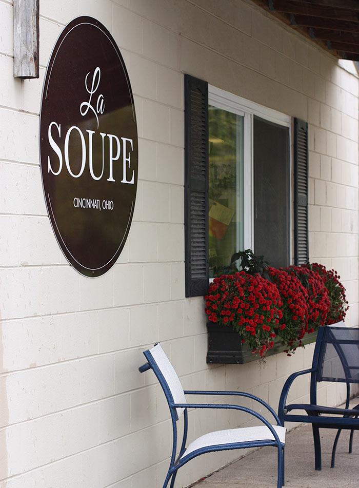 La Soupe, Cincinnati, OH - Suzy DeYoung