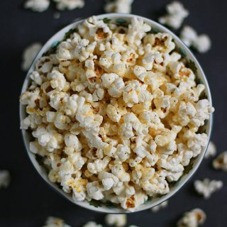 Parmageddon Popcorn | SoupAddict.com