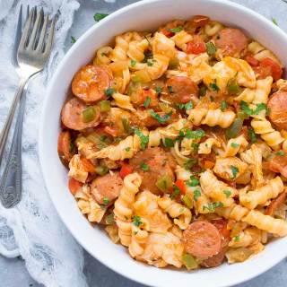 Pasta Jambalaya | SoupAddict.com